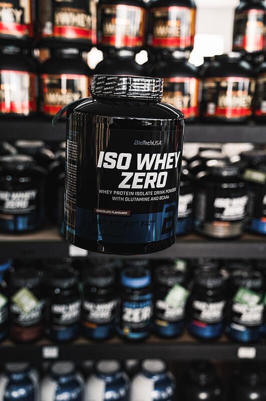 Whey Protein Zero