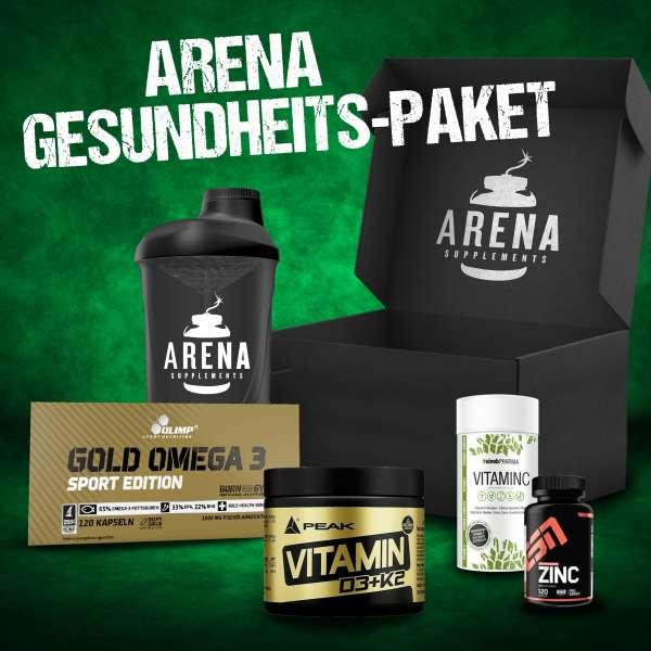 Arena Supplements Gesundheits-Paket