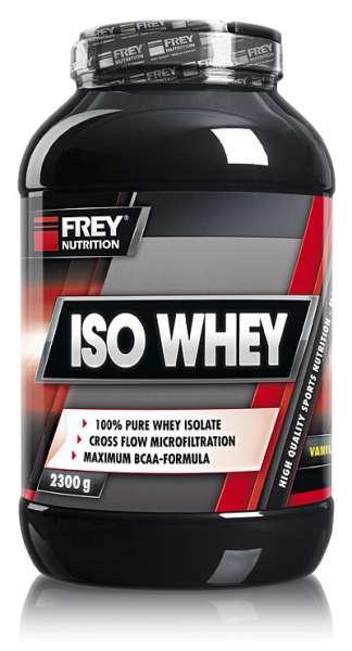 Frey Nutrition Iso Whey, 2300g