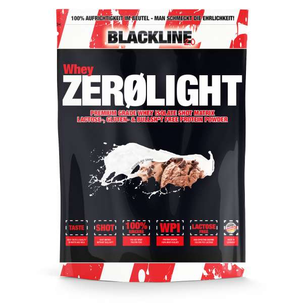 Blackline 2.0 Sinob Whey Zerolight, 750g