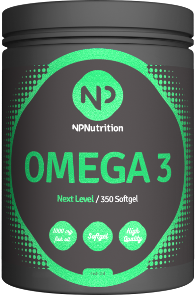 NP Nutrition Omega-3 350 Softgels