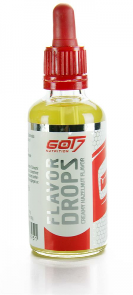 Got7 Nutrition Flavor Drops, 50ml