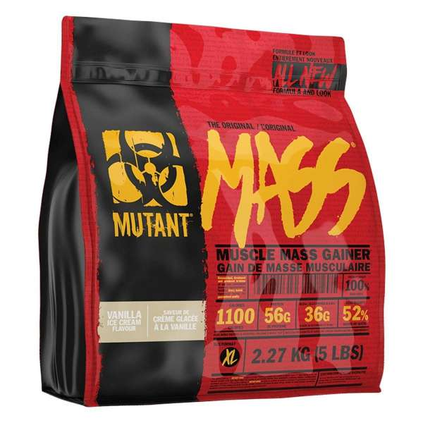 Mutant Mass Gainer, 2270g