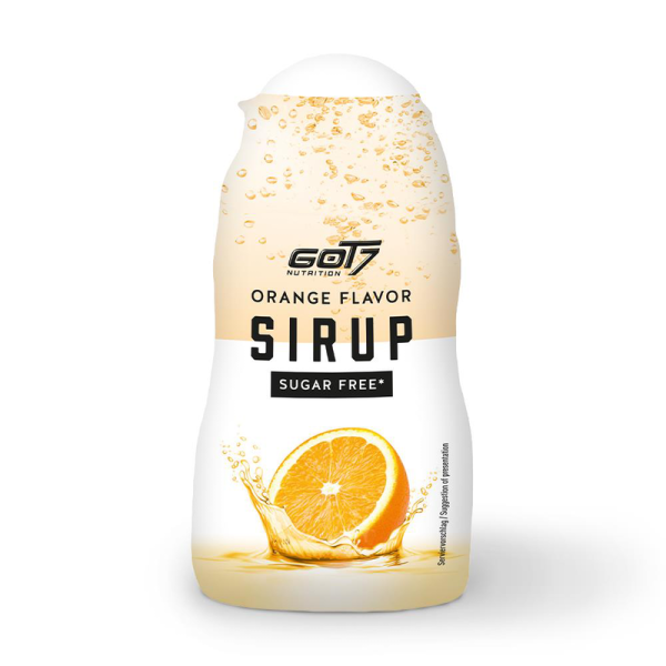 GOT7 Nutrition Squeeze Sirup, 48ml