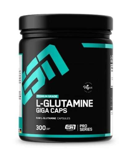 ESN L-Glutamin GIGA Caps, 300 Kapseln