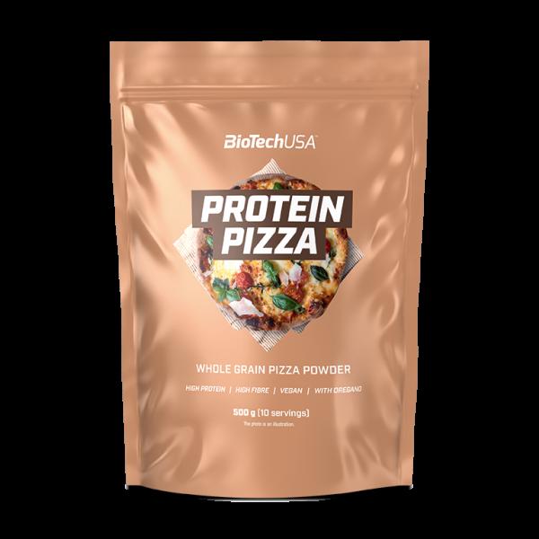 Biotech USA Protein Pizza Vollkorn, 500g