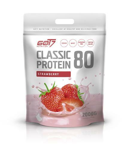 GOT7 Nutrition Classic Protein 80, 2000g MHD 31.01.22