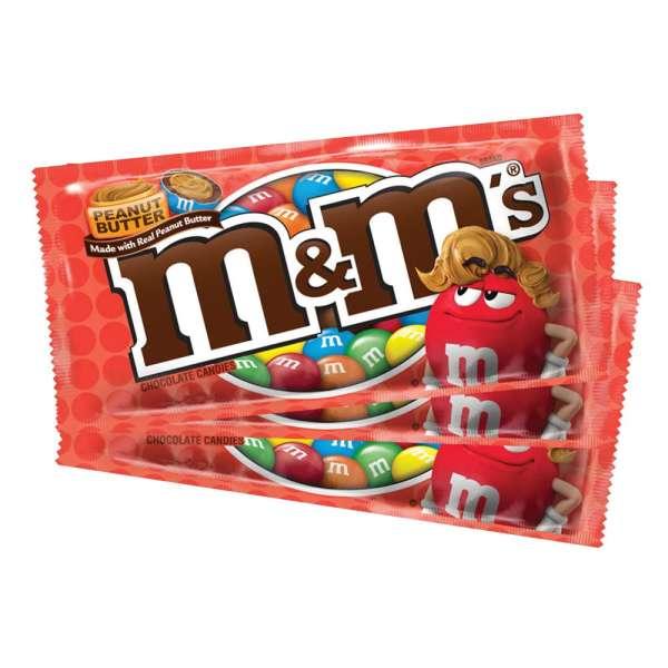 Mars M&M´s Peanutbutter 46,2g
