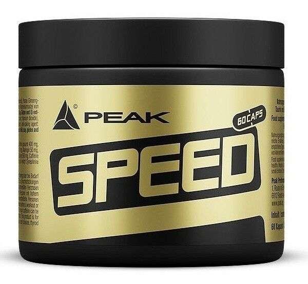 Peak Speed, 60 Kapseln