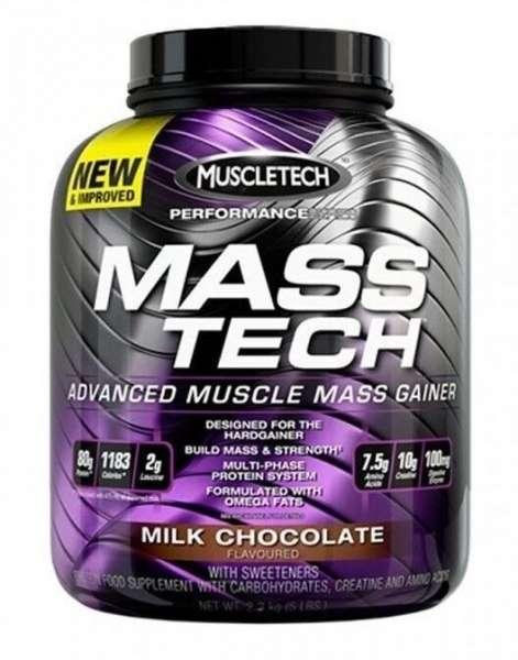 Muscletech Mass Tech, 3200g
