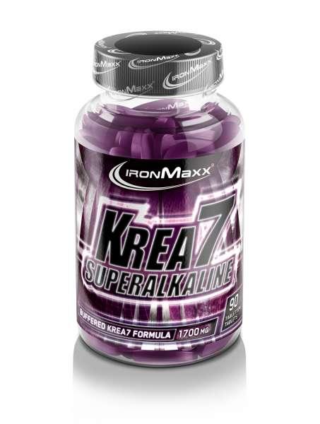 IronMaxx Krea7 Superalkaline, 90 Tabletten