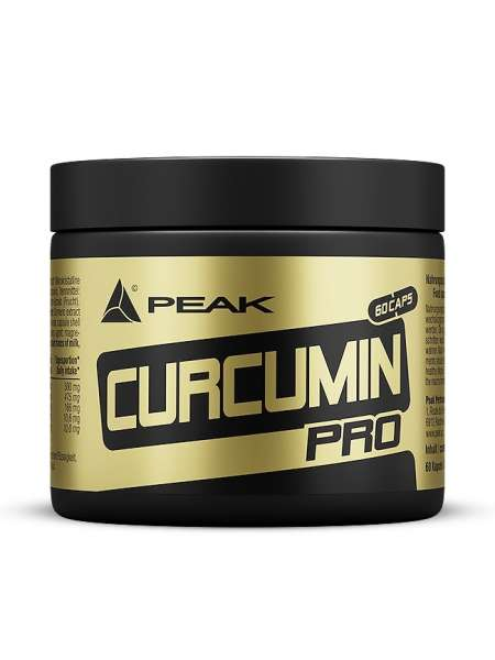 Peak Curcumin Pro 60 Kapseln, 48g