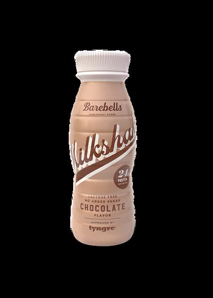 Barebells Milkshake, 330ml MHD 10.12.2021