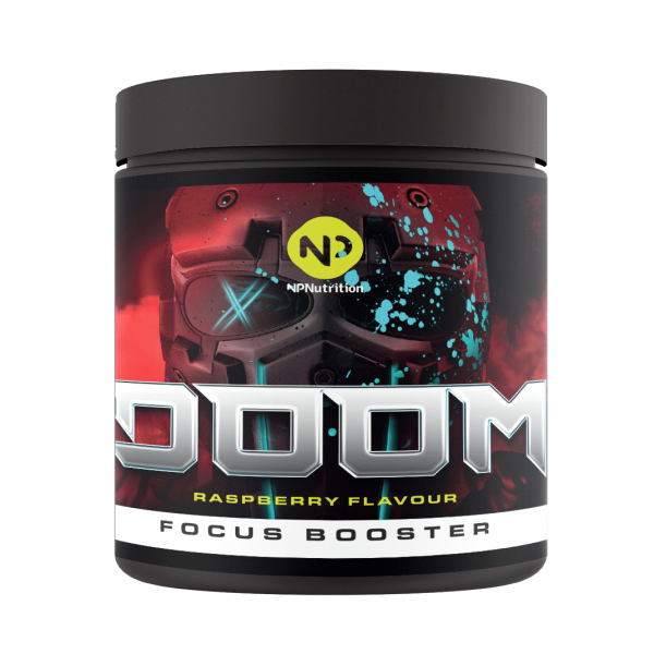 NP Nutrition Doom Focus Booster, 300g