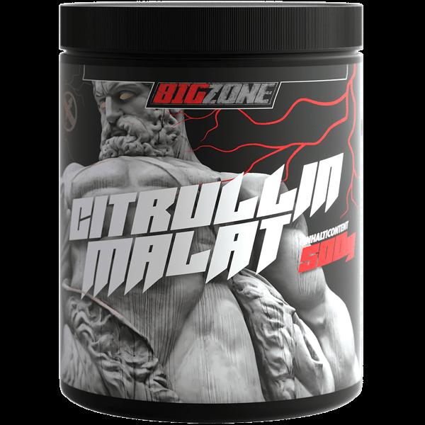 Big Zone L-Citrullin Malat, 500g