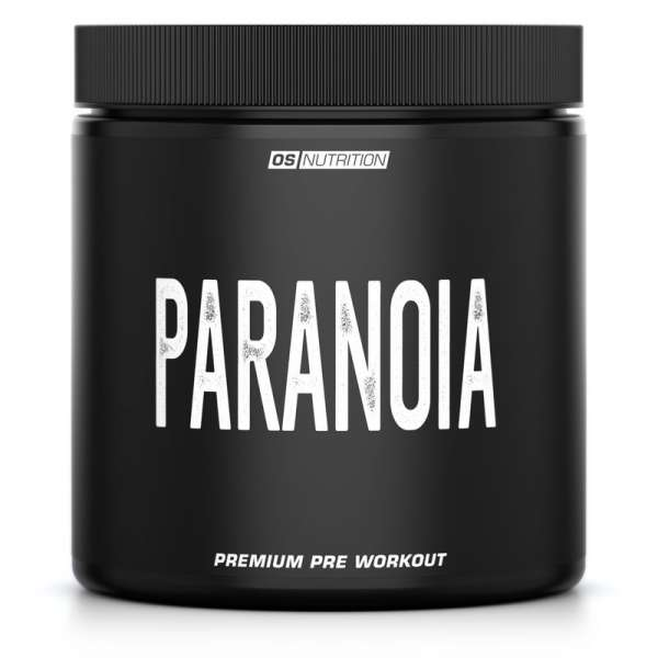 OS Nutrition PARANOIA - Premium Pre Workout, 320g