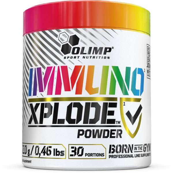 Olimp Immuno Xplode Powder, 210g
