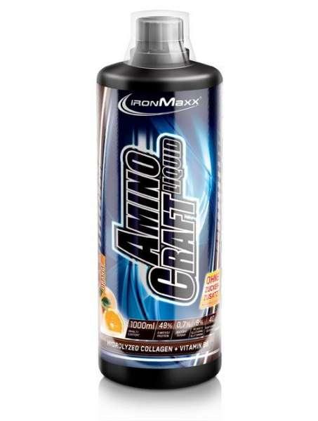 IronMaxx Amino Craft Liquid, 1000ml