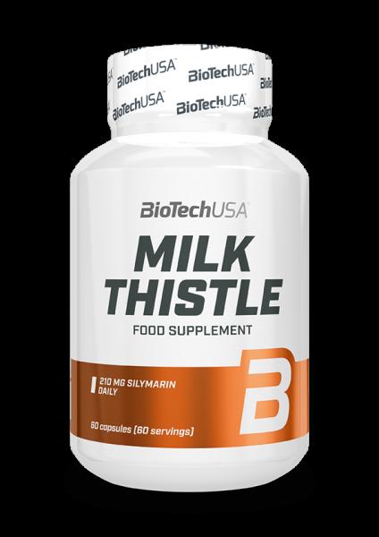 Biotech USA Milk Thistle, 60 Kapseln