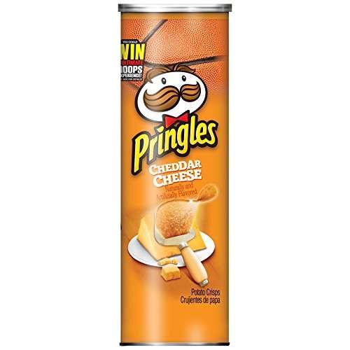 Pringles Cheddar Cheese, 158g