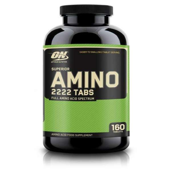 Optimum Nutrition Amino 2222, 160 Tabletten