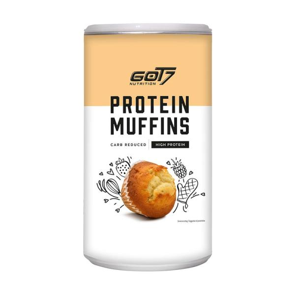 Got7 Nutrition Protein Muffins, 500g MHD 31.01.22