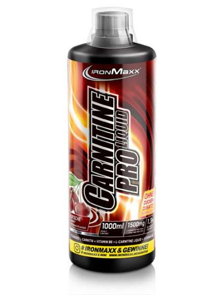 IronMaxx Carnitine Pro Liquid, 1000ml