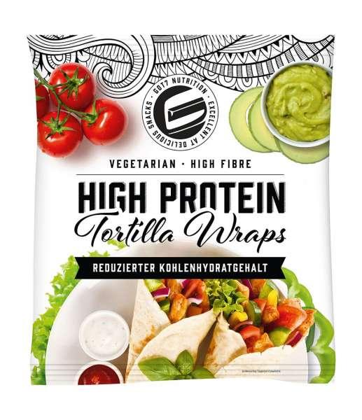GOT7 Nutrition Protein Tortilla Wraps, 280g