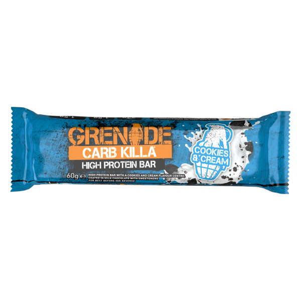 Grenade Carb Killa High Protein Bar, 60g