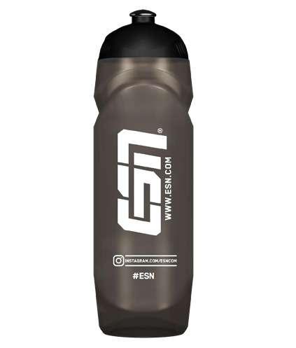 ESN Sports Bottle Black Transparent, 1 Stück