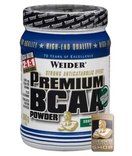 Weider Premium BCAA, 500g