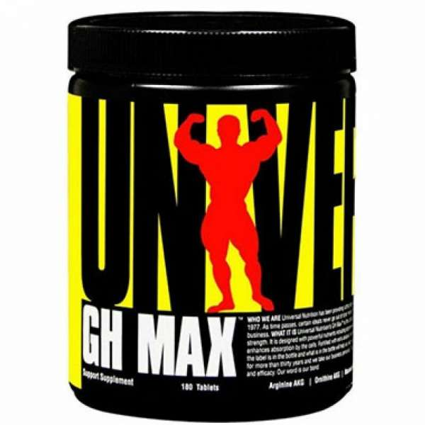 Universal GH Max, 180 Tabletten