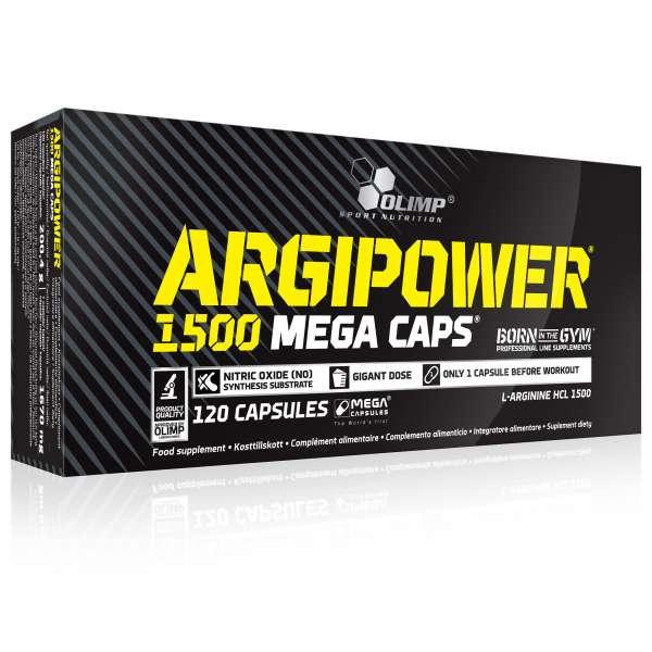 Olimp Argipower 1500 Mega Caps, 120 Kapseln