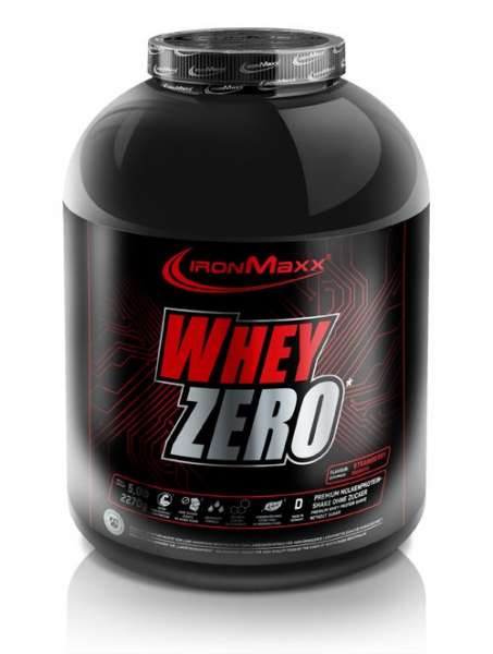 IronMaxx Whey Zero, 2270g
