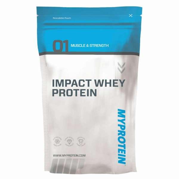 MyProtein Impact Whey Protein, 2500g