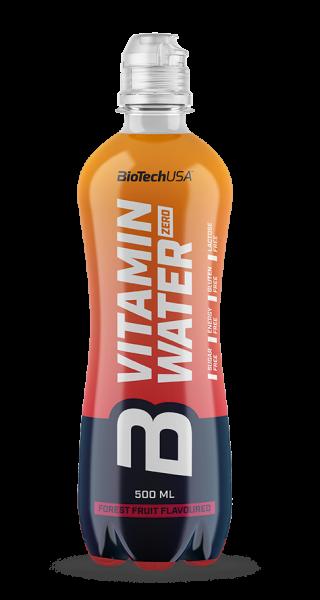 Biotech USA Vitamin Water Zero, 500ml
