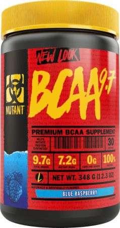 Mutant Bcaa 9.7, 348g