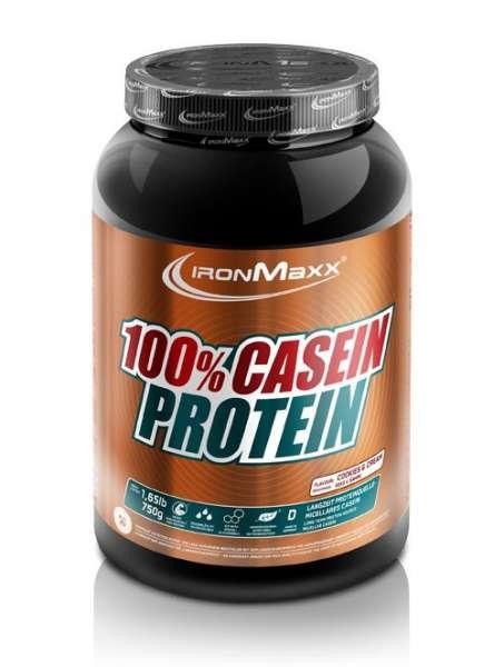 IronMaxx 100% Casein Protein, 750g