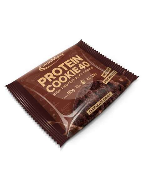 IronMaxx Filled Protein Cookie 40, 50g