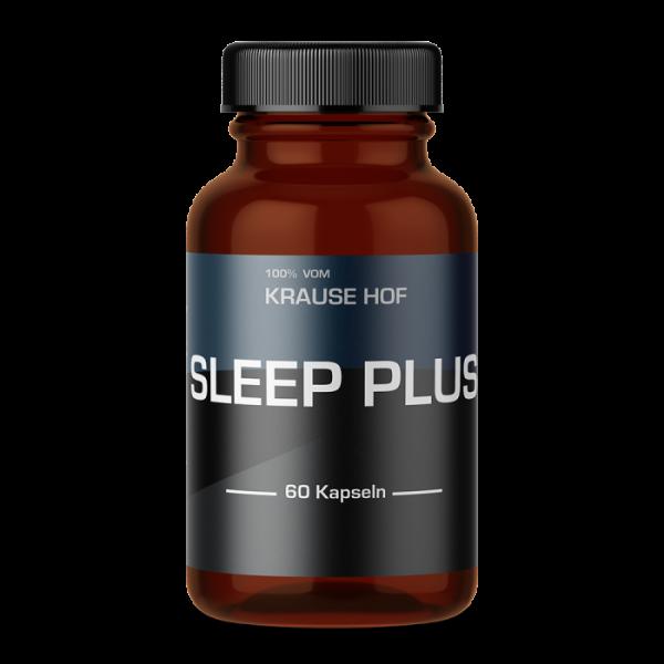 Krause Hof Sleep Plus, 60 Kapseln