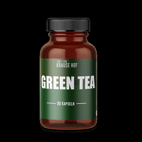 Krause Hof Green Tea, 90 Kapseln