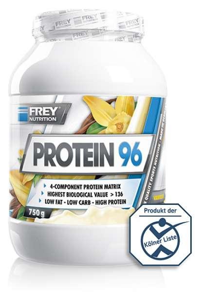Frey Nutrition Protein 96, 750g