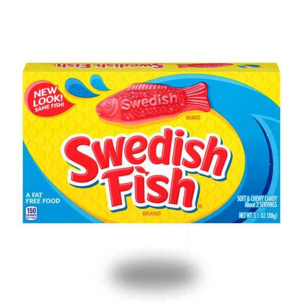 Swedish Fish Red Box, 88g