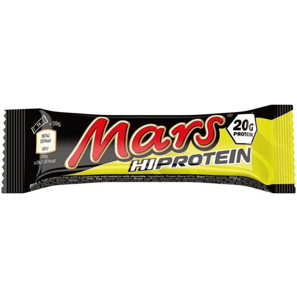 Mars Hi Protein Bar Salted Caramel, 59g
