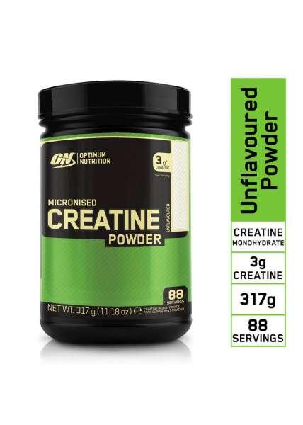 Optimum Nutrition Creatine Powder, 317g