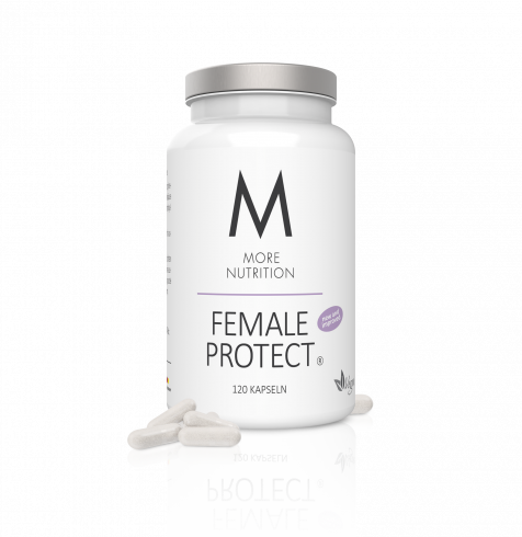 More Nutrition Female Protect 2.0, 120 Kapseln