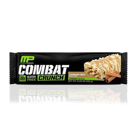 Musclepharm Combat Crunch Bars, 63g
