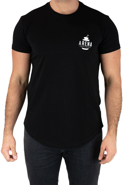 Arena Supplements T-Shirt Schwarz