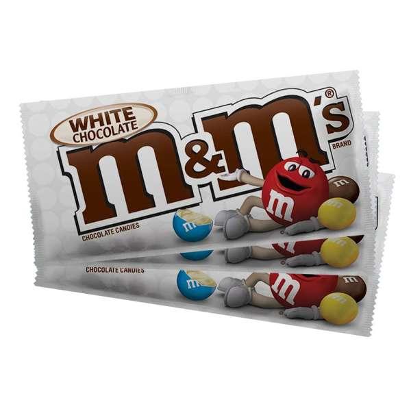 Mars M&M´s White Chocolate 42,5g