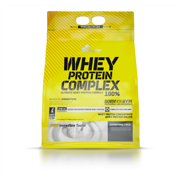 Olimp 100% Whey Protein Complex, 2270g